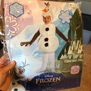 Olaf Halloween costume 12-18 months